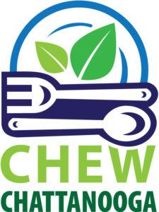 Chew Chattanooga logo