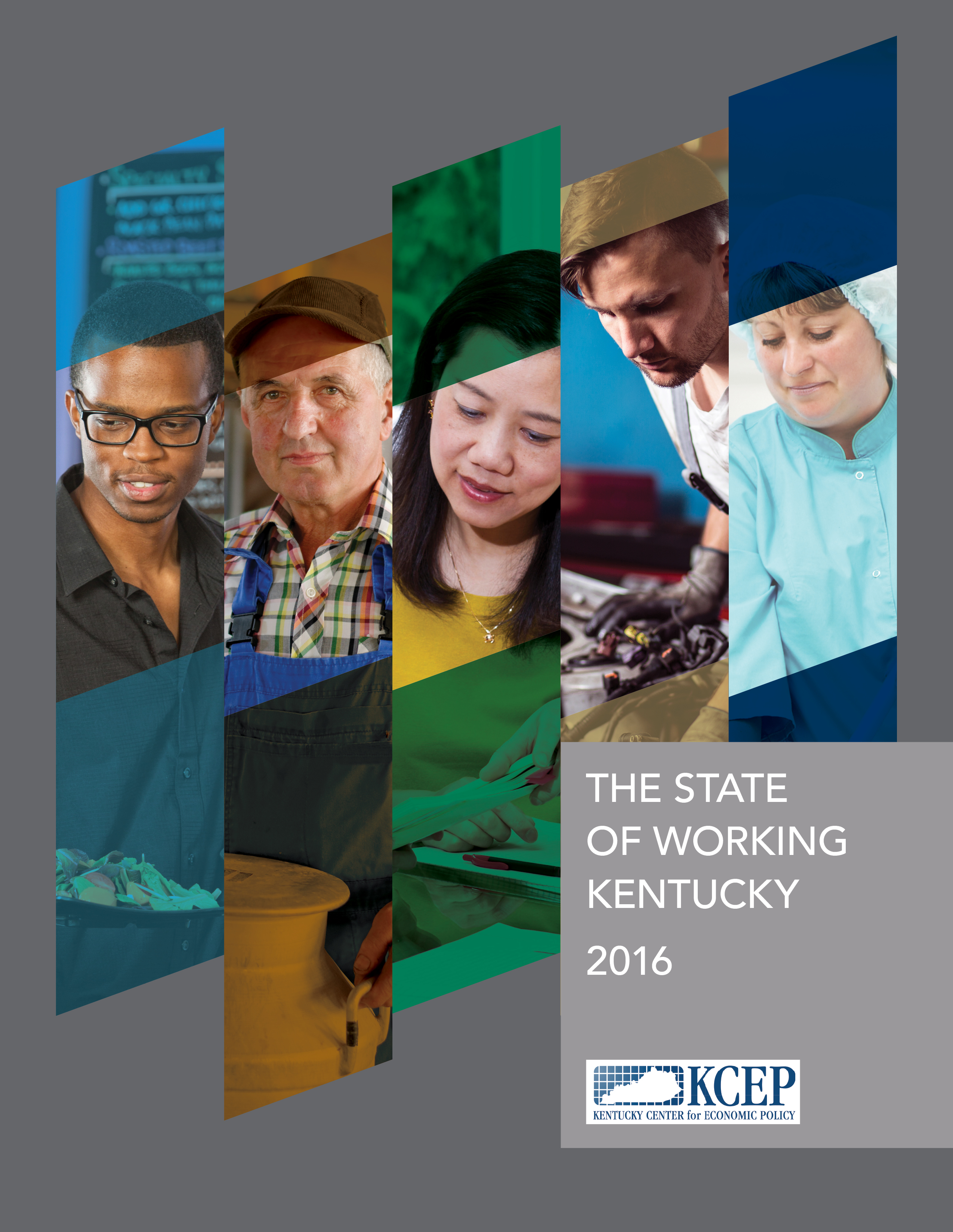 State of Working KY cover